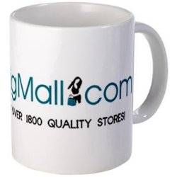 Really Big Mall Easy-Grip Beverage Mug